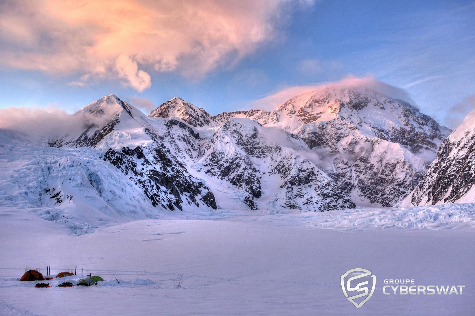 Comment un voyage de montagne est soudainement devenu un atelier de gestion du risque!